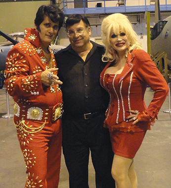 Elvis and Dolly