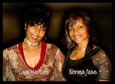 Risultati immagini per Norma Jean Wright & Lucy Martin